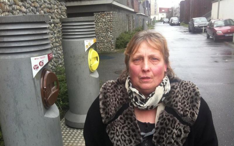 Une femme aspirée en même temps que sa poubelle 66606410