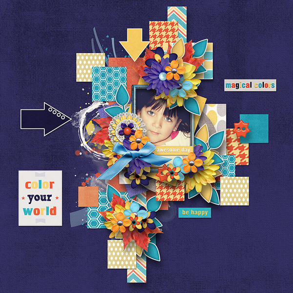 Color your world Memory Mix - November 1st - Mscraps Tinci_14