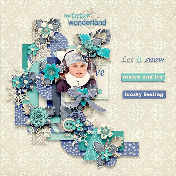 Beauty in winter Memory Mix at Mscraps - December 13. Tinci_23