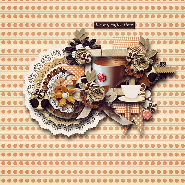 It's my coffe time - February 1st at Gotta Pixel Tinci_34