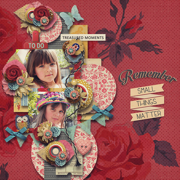 A girl's birthday kit and templates and Welcome to my world templates - May 2. iNSD Tinci_50