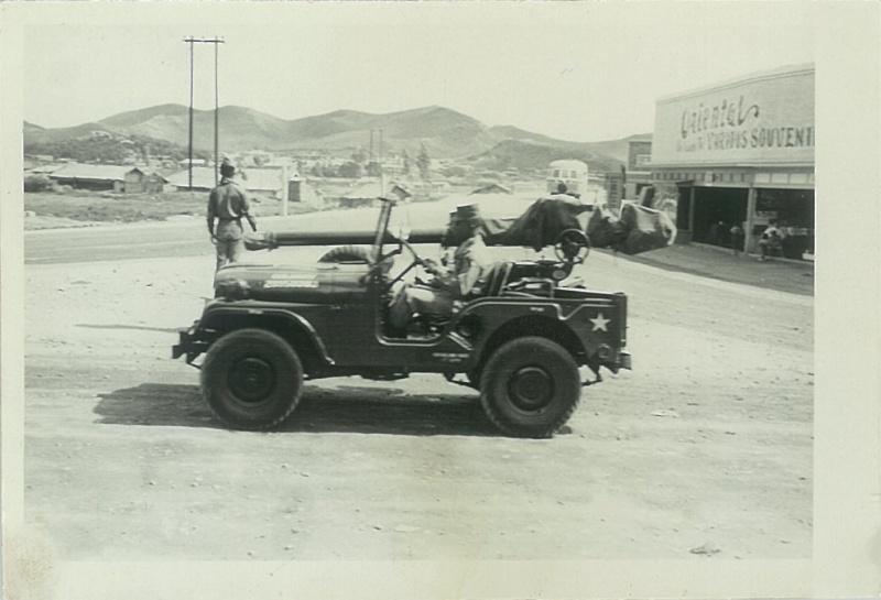 UN MP de la 1st Cav. en 1962 34911810