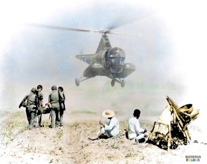 Hélicoptère H-5G H-5g10