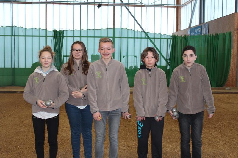 Championnat des clubs Jeunes : 1ère et 2ème journée Img_4310