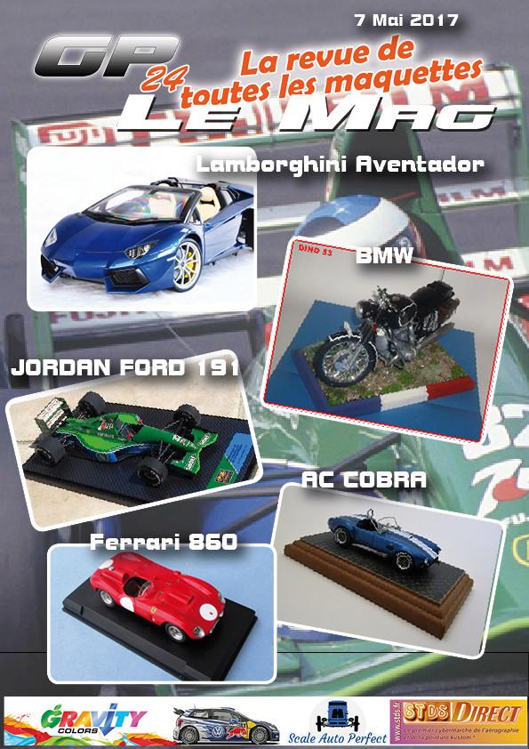 GP24 : Le forum de la maquette auto News11