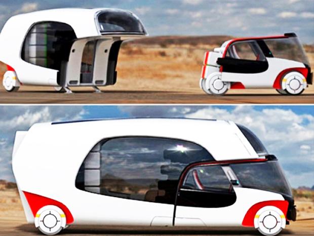 Camping car du futur Image13