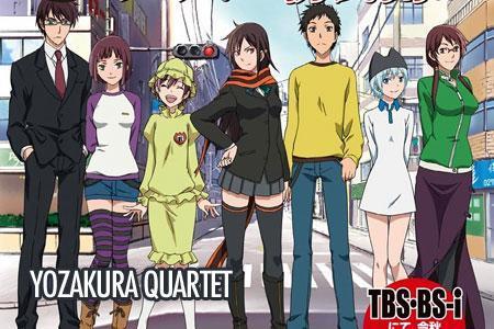 Yozakura Quartet Quart110