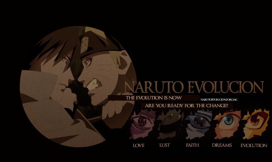 Naruto Evolucion