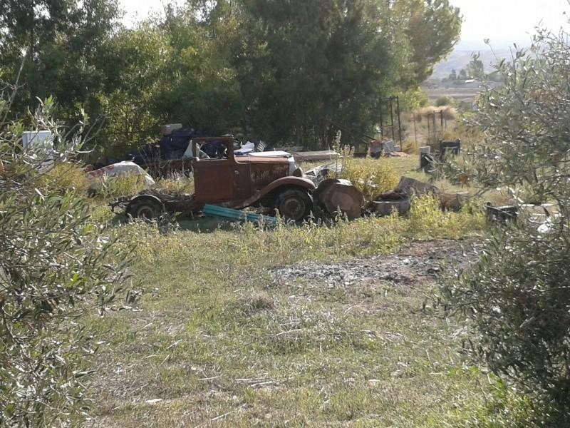Auto abbandonata anni 20/30?? cosa è?? 2013-111