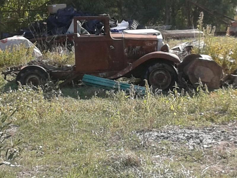 Auto abbandonata anni 20/30?? cosa è?? 2013-112