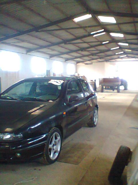 Fiat Bravo 1.9TD 100CV 1998....new entry Foto0012