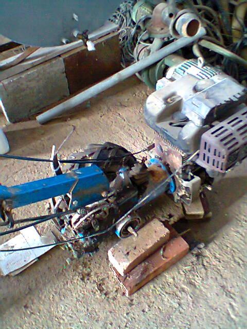 Motofalciatrice BCS con motore Acme, trasformazione!! Foto0025