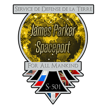 S-501 (Classe James Parker Spaceport) Logo_j11