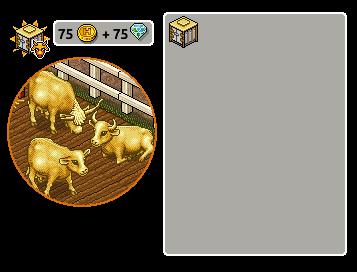 [ALL] Cucciolo Mucca Dorata Inserito in Catalogo su Habbo Scree110
