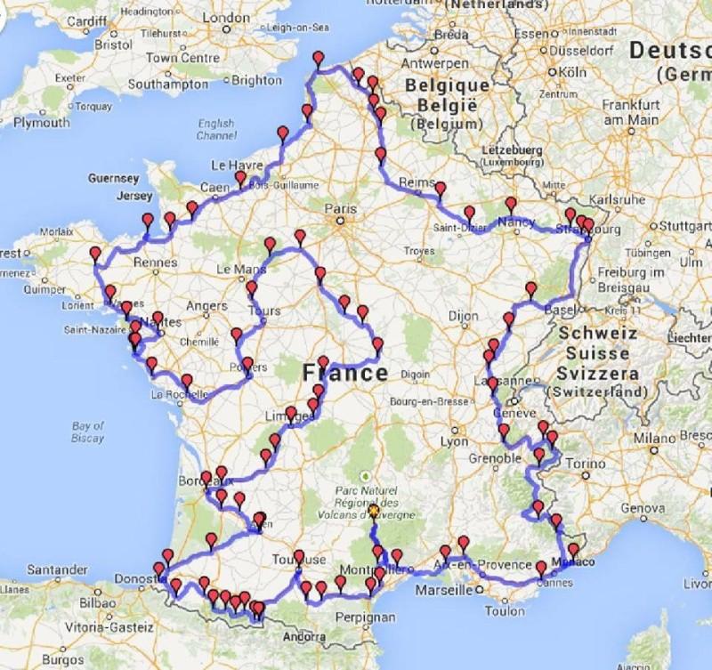 25/05 au 07/06/14 Tour de France des MDV - Page 2 15319110