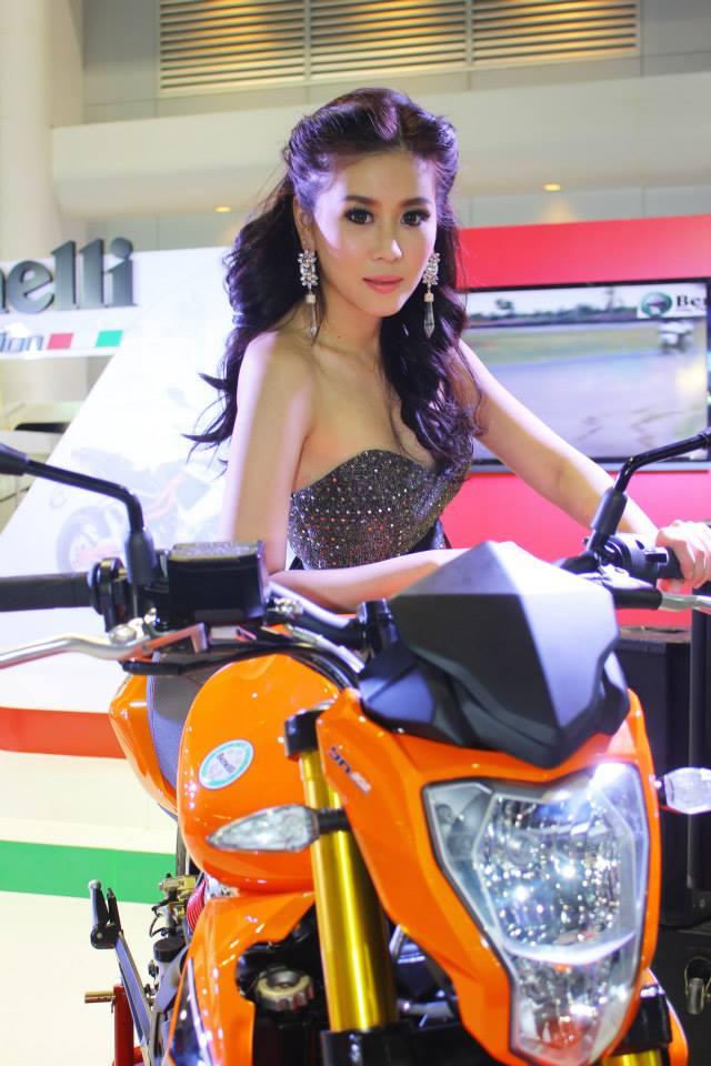 Salon de la moto 2013 14546110