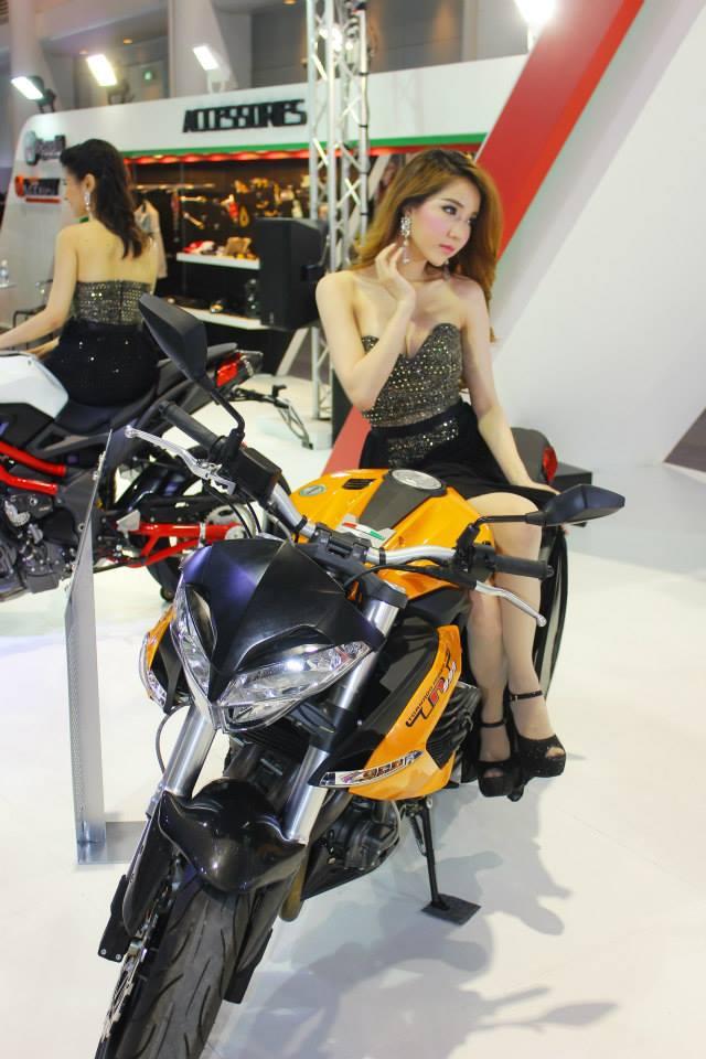 Salon de la moto 2013 14713210