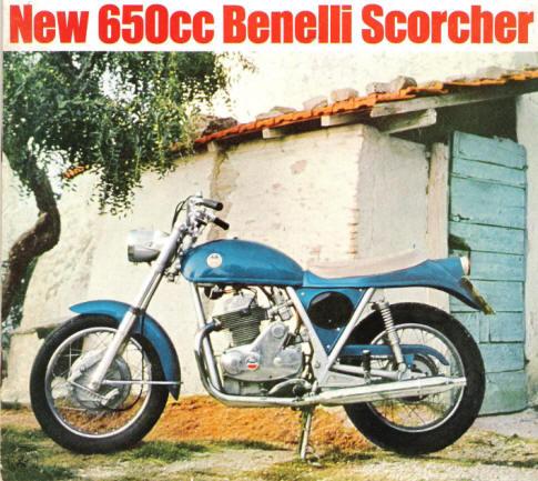 benelli 650 s 650sco10