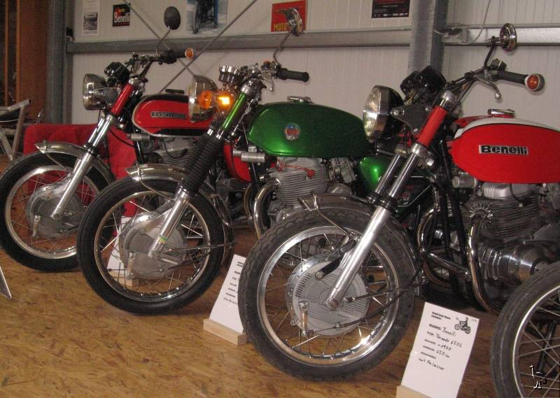 benelli 650 s Benell22