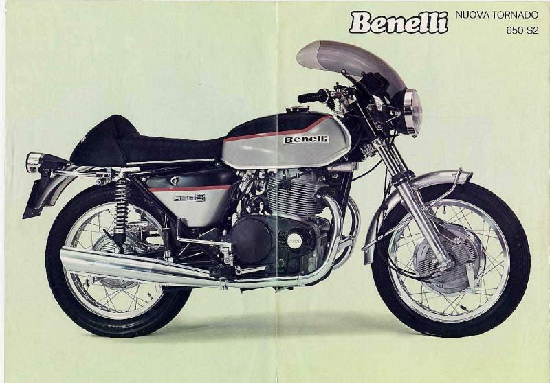 Benelli Tornado S2 Benell27