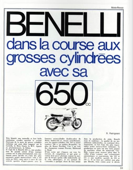 benelli 650 s Mr_65010