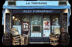 La Pause Café et Blablabla d'Ailes D'Ornement