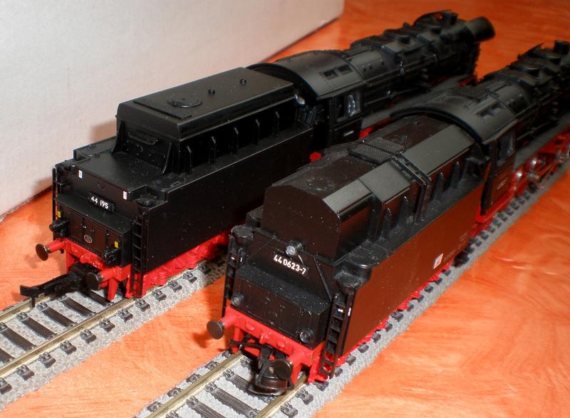 DR Lok 44 195 mit Versuchs-Ölfeuerung 44_19525