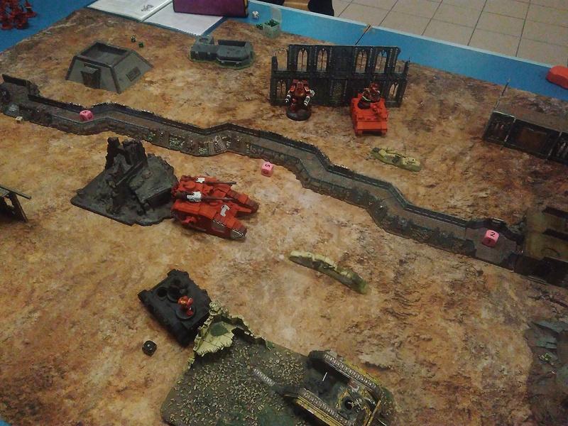 Rapport de bataille du 08/04/2017 - Thousand Sons VS Alpha Legion Img_2032