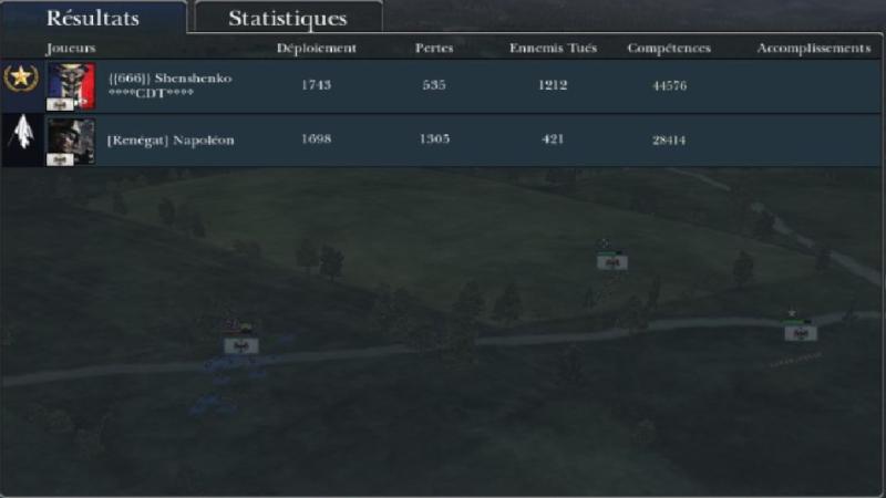 Shenshenko vs Renegat Renega11