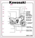 GPZ900R sticker 01900_10