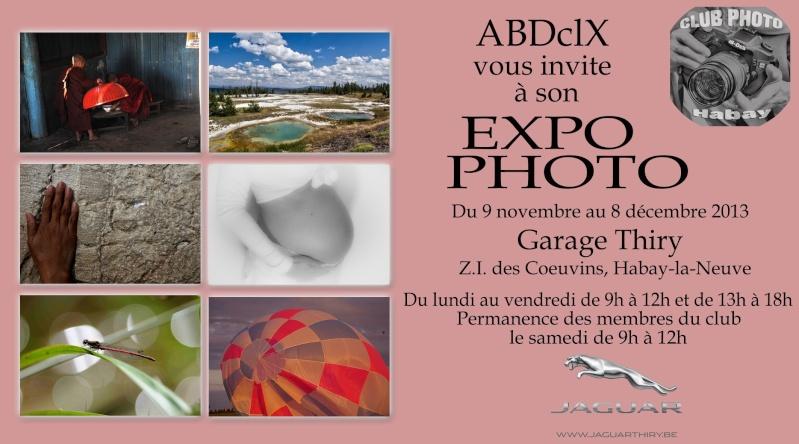 Expo ABDclX au garage Thiry à Habay Expo10