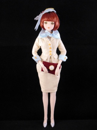 Le Doll Crew de Dollmoiselle: New Tangkou Custom. Nadja310