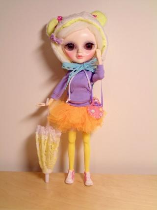 Le Doll Crew de Dollmoiselle: New Tangkou Custom. Ours_c11