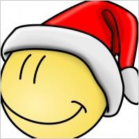 Merry Christmas Smiley11