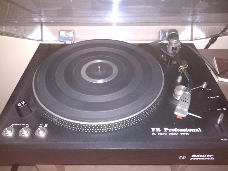 Fidelity Research direct drive turntable (used) Img_2010
