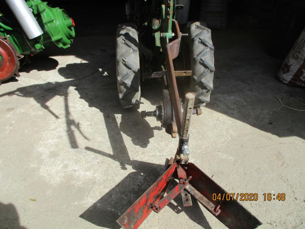 agria - attelage remorque pour agria 1600/2600 Img_0425