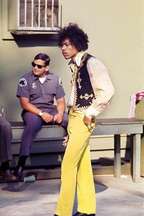 Hollywood (Hollywood Bowl) : 18 août 1967 17309411