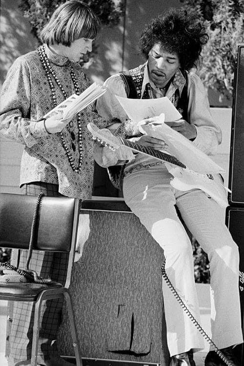 Hollywood (Hollywood Bowl) : 18 août 1967 17342811