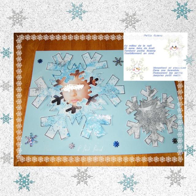 flocons de neige + poesie Realis55