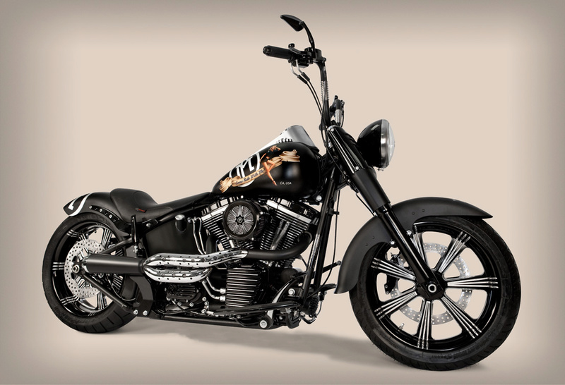 Softail custom 2011_b10