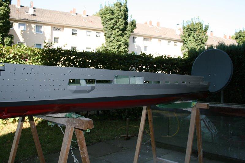 Flugzeugträger Graf Zeppelin 1:100 - Seite 2 Img_3811