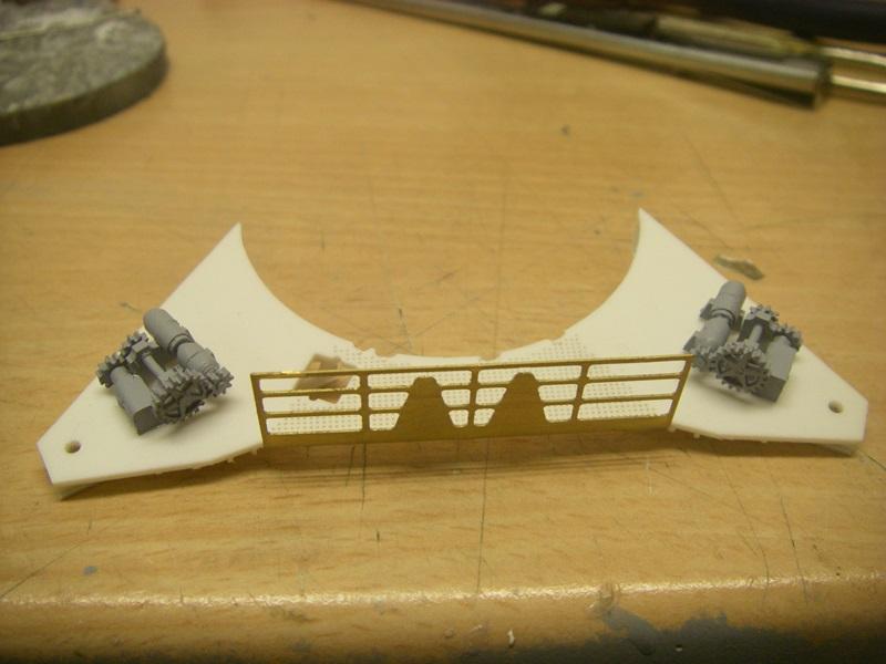 Bau der Bismarck in 1:100  - Seite 10 Imgp0037