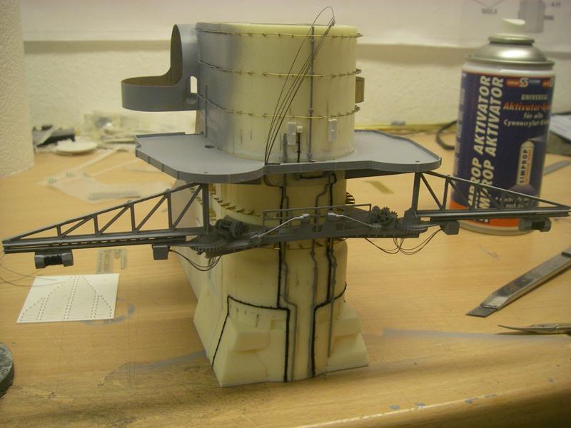 Bau der Bismarck in 1:100  - Seite 10 Imgp0038