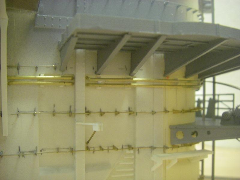 Bau der Bismarck in 1:100  - Seite 10 Imgp0045