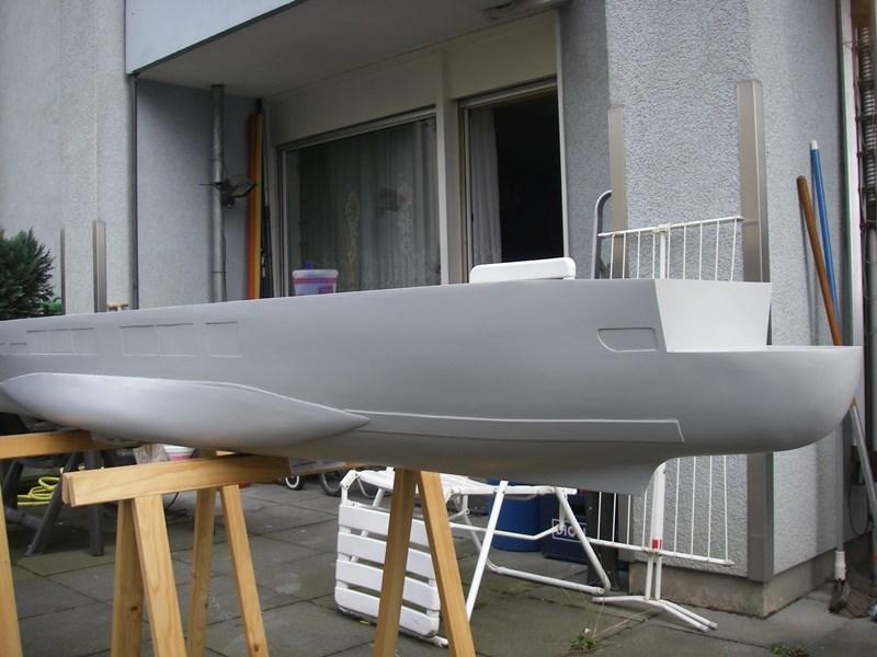 Flugzeugträger Graf Zeppelin 1:100 Imgp3412