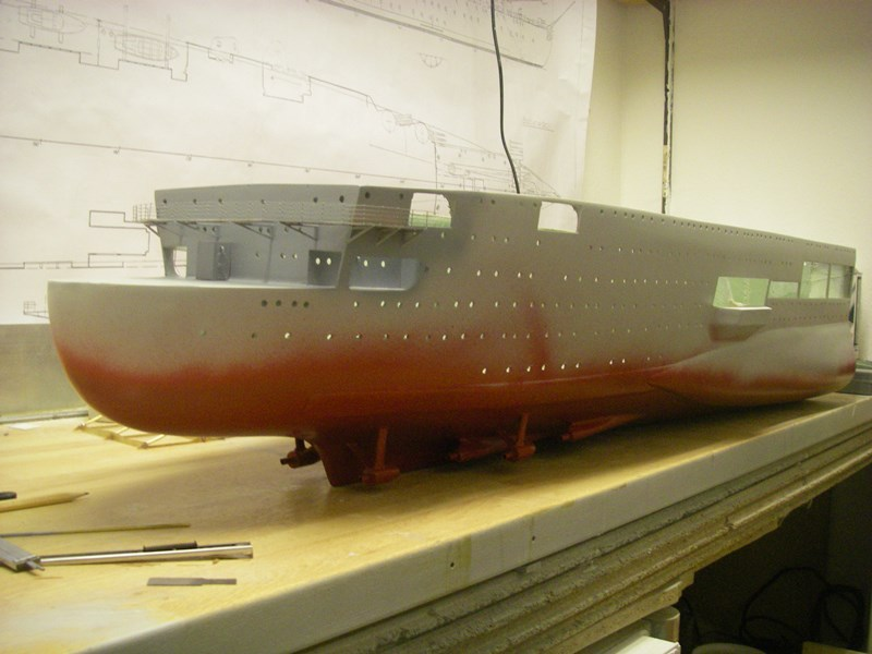 Flugzeugträger Graf Zeppelin 1:100 - Seite 2 Imgp4118