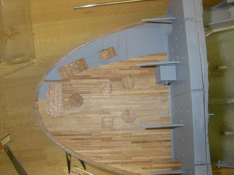 Flugzeugträger Graf Zeppelin 1:100 - Seite 2 Imgp4149