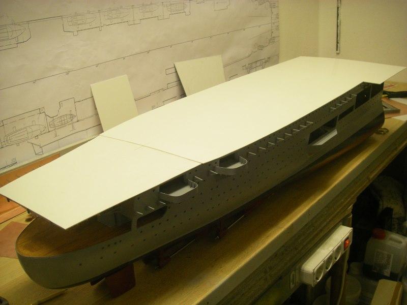 Flugzeugträger Graf Zeppelin 1:100 - Seite 3 Imgp4224