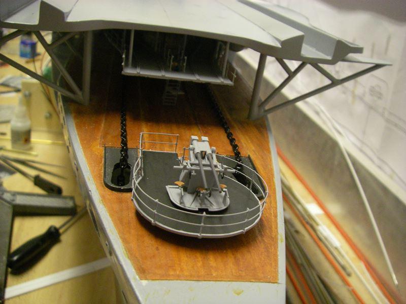 Flugzeugträger Graf Zeppelin 1:100 - Seite 17 Imgp5486