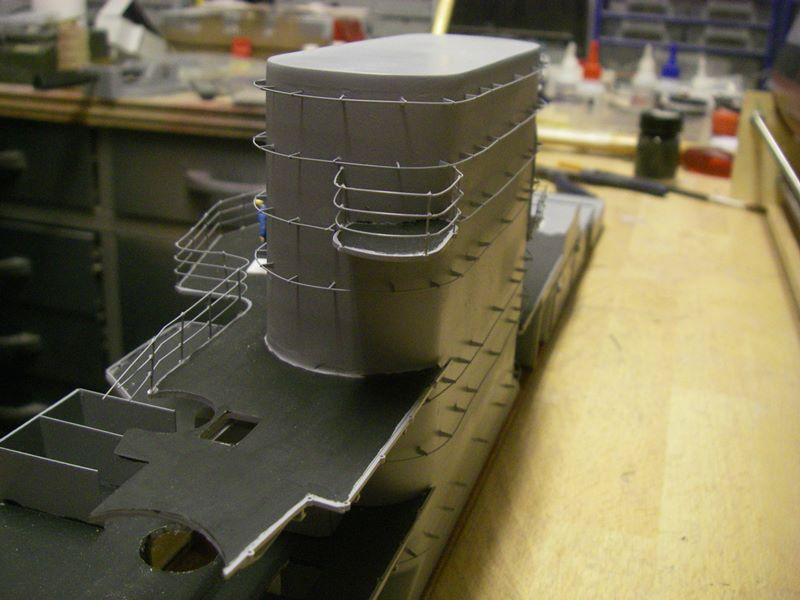 Flugzeugträger Graf Zeppelin 1:100 - Seite 19 Imgp5638